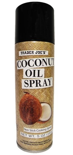 Trader Joe's Coconut Oil Cooking Spray